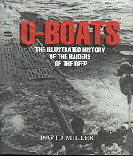 U-boats, the illustrated history