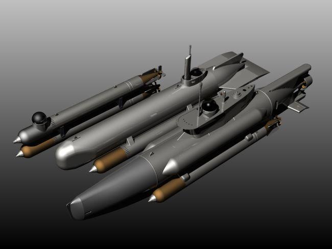 Consider, that Seehund midget submarine remarkable