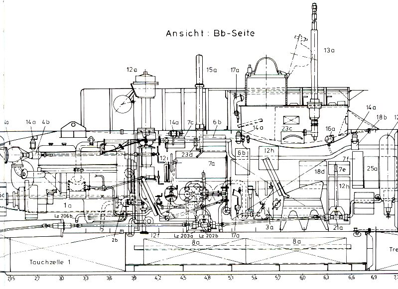 Message, matchless))), Seehund midget submarine opinion you
