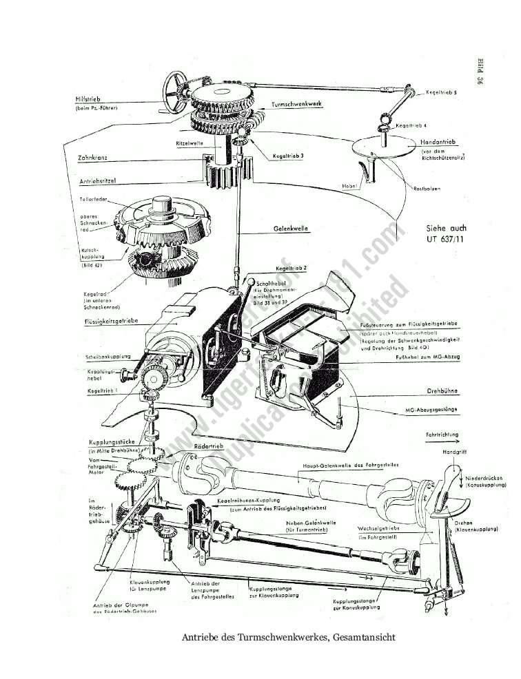 heng long tiger 1 instruction manual